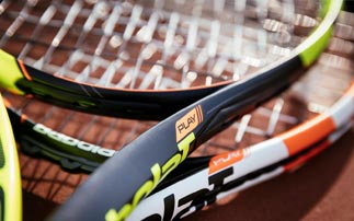 Tennis spullen online te koop