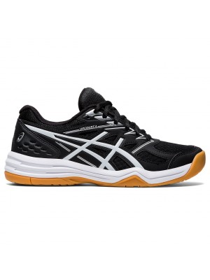 Asics upcourt 4 wmn black indoorschoen