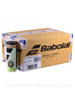 Babolat roland garros all court box 24 x 3