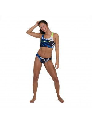 Speedo endurance10 placement u-back 2 piece bikini