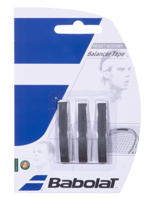 Babolat tungsten balanceer tape 3x3