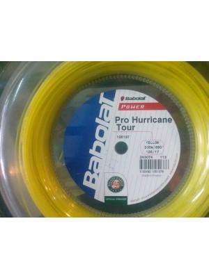 Babolat Pro Hurricane Tour geel 125/17