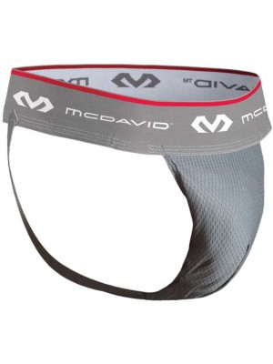 McDavid athletic supporter with flexcup