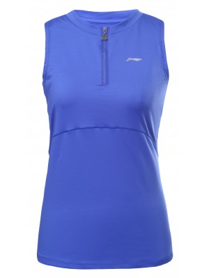 Li-Ning Maggie top blauw