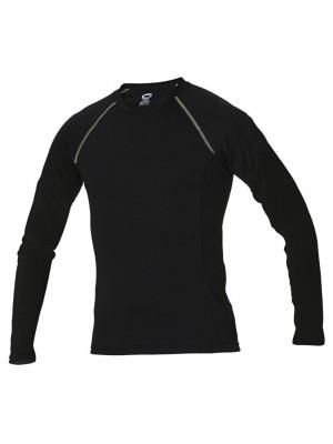 hummel bodywear shirt lange mouw
