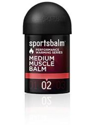 Red medium muscle balm 150ml