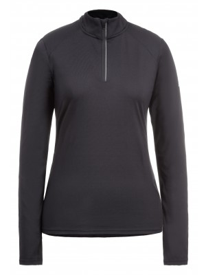 Rukka meriala runningshirt l/s zwart