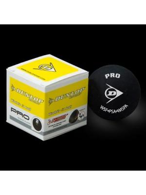 dunlop squash pro dubbele gele stip
