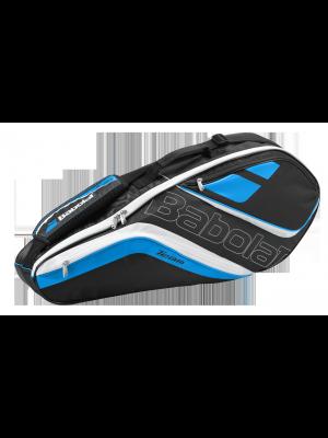Babolat racket holder X3 teamline blue