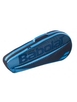 Babolat racket holder X3 club zwart/blauw