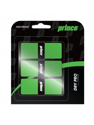 Prince drypro 3-pack green