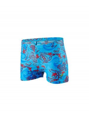 Speedo seasquad allover aquashort