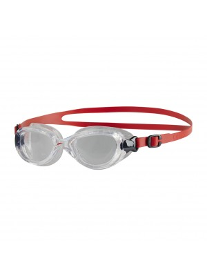 Speedo junior futura clear red zwembril