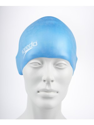 Speedo junior moulded silicone cap ass.