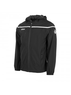 Reece varsity breathable jacket black
