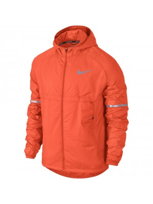 Nike Shield Hooded Running Jacket