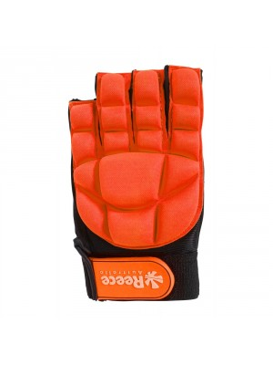 Reece comfort half finger glove orange