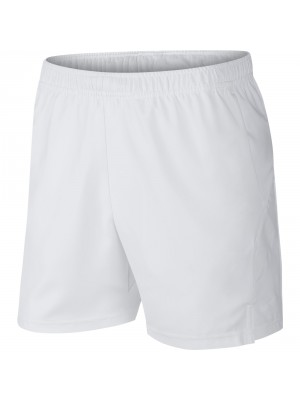 "Nike court dry 7"" short wit"