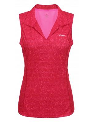 Li-Ning vanessa tennis top rood