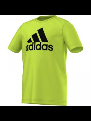 Adidas YB essentials logo tee