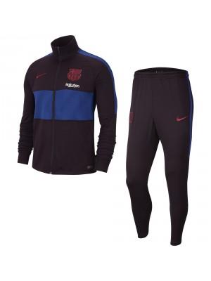 Nike FC Barcelona strike track suit