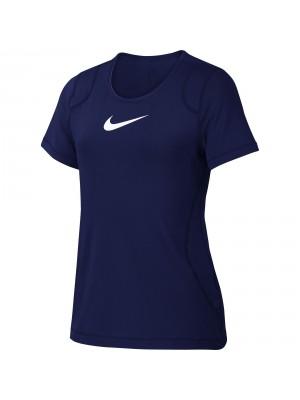 Nike YA girls pro shirt