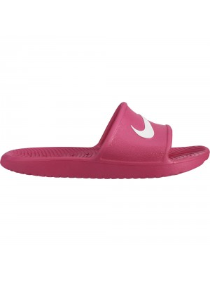 Nike Kawa (GS) slipper rose