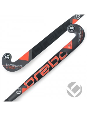 "Brabo tribute TC03 hockeystick 36,5"" orange"
