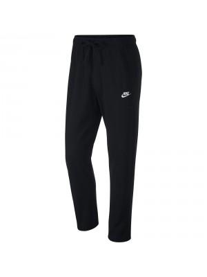 Nike sportswear club pant open hem jersey