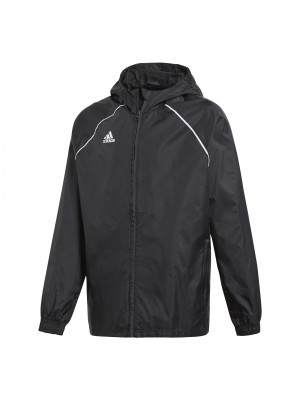 Adidas core 18 rainjacket kids