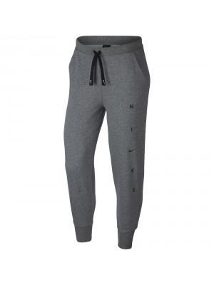 Nike dry get fit fleece pant grey