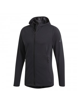 Adidas fleece training hoodie climawarm
