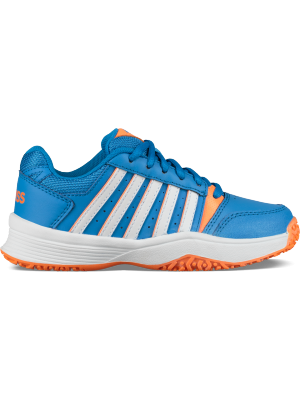 K.Swiss court smash omni kids blue