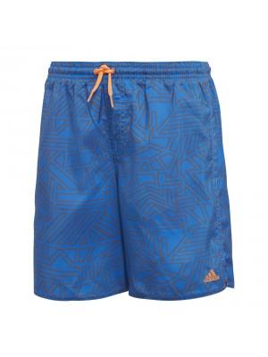 Adidas YB printed swim short