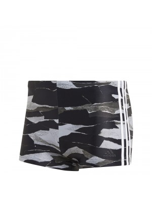 Adidas 3S fitted allover boxer