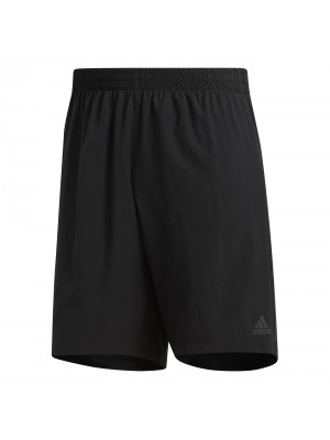 "Adidas own the run 7"" 2in1 short"