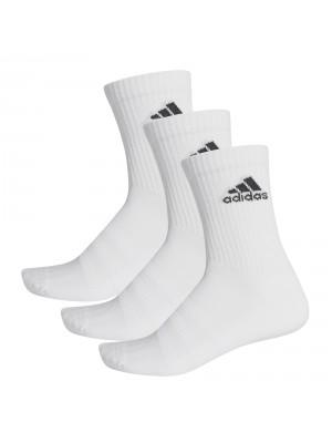 Adidas cushioned crew socks 3-pack wit
