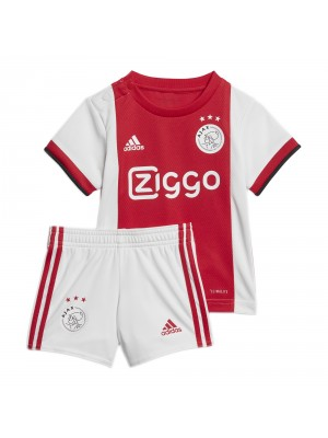 Adidas Ajax home baby set