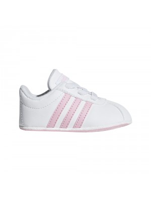 Adidas Vl court 2.0 crib girl