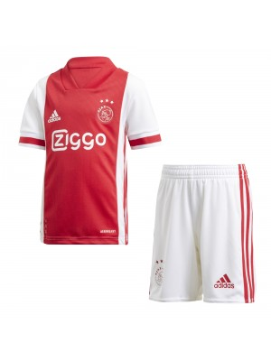 Adidas Ajax thuis mini kit