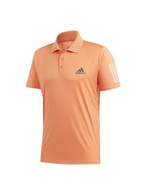 Adidas club 3S polo orange