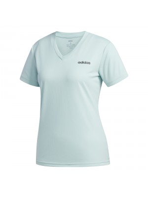 Adidas D2M solid tee