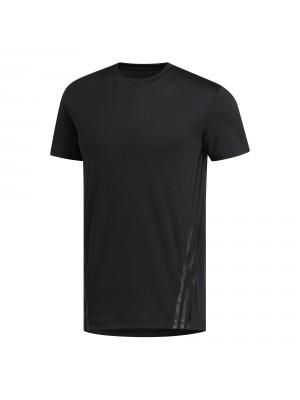 Adidas aero 3S tee black