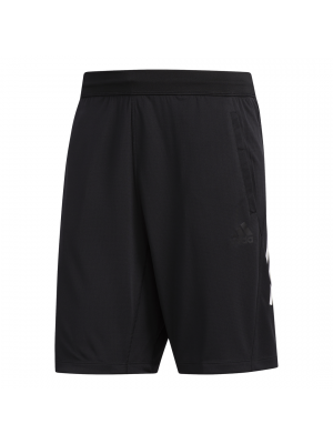 Adidas 3S knit short zwart