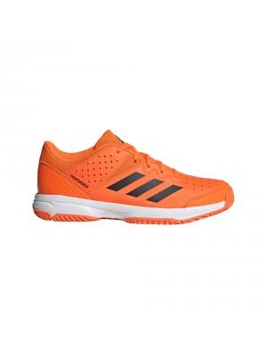 Adidas court stabil jr. indoor schoen oranje