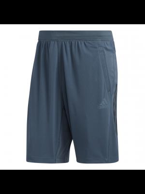 Adidas 3S knit short blauw