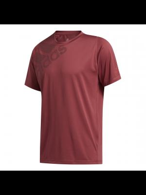 Adidas sportswear BOS fitness shirt rood
