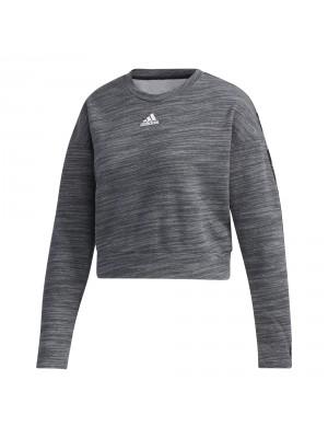 Adidas wmns essentials sweater grey