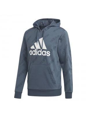 Adidas favourite hoody blue