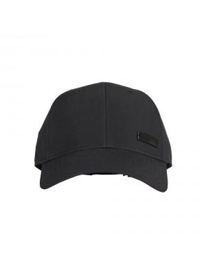 Adidas baseball cap light metallic zwart